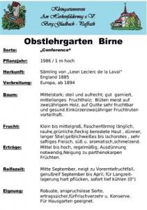 Tafel_Birne_Confernce